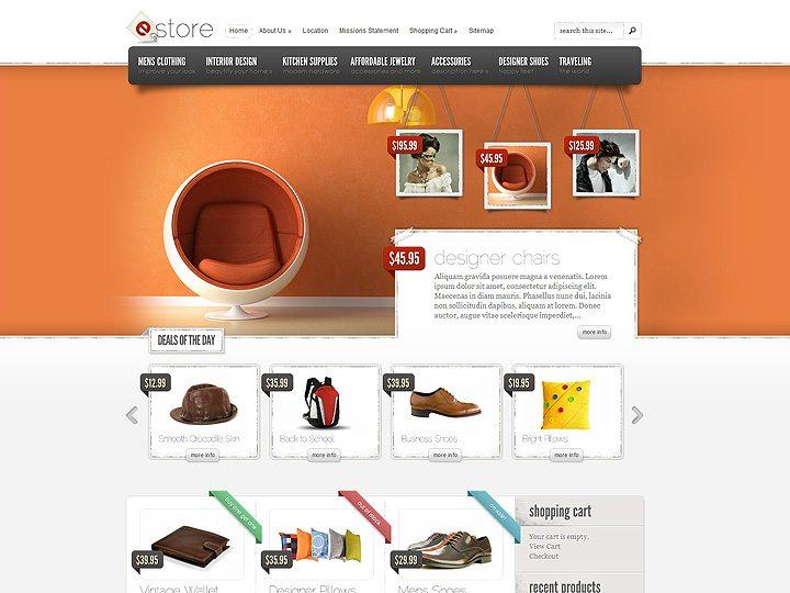 Online webwinkel