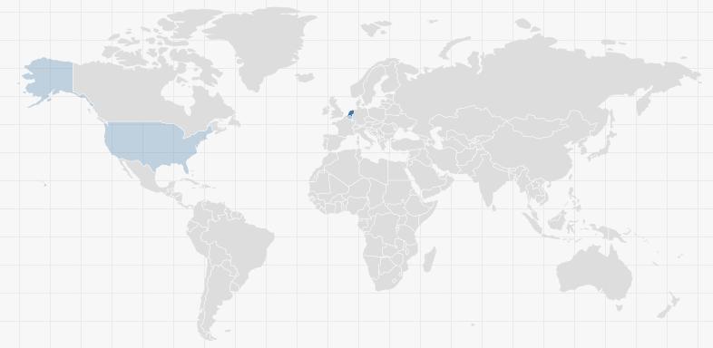 Ahrefs map van links